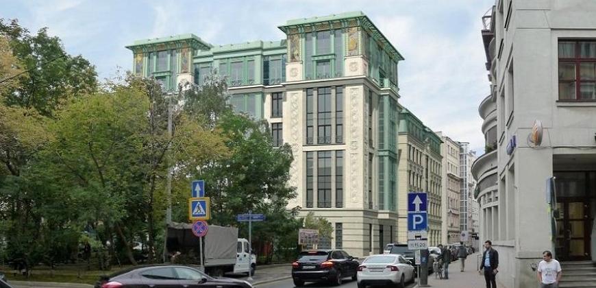 Так выглядит Жилой комплекс в Большом Козихинском переулке - #2032125138