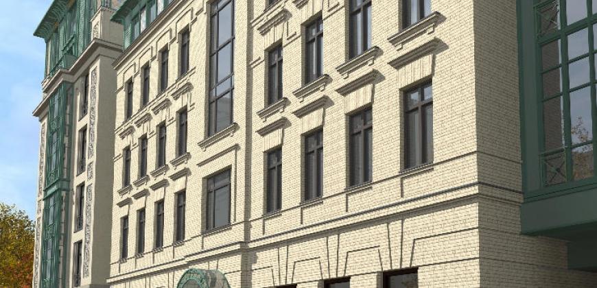 Так выглядит Жилой комплекс в Большом Козихинском переулке - #2135299621
