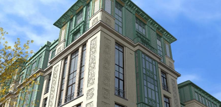 Так выглядит Жилой комплекс в Большом Козихинском переулке - #1391783872