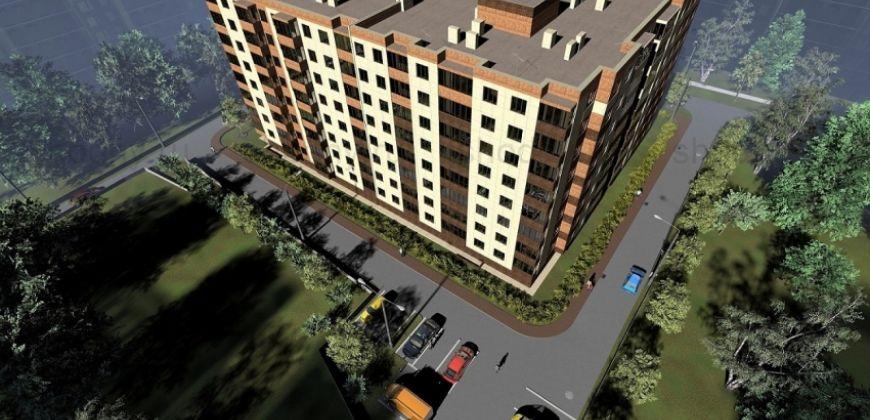Так выглядит Жилой комплекс в Папанинском переулке - #37762502