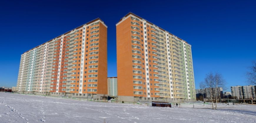 Так выглядит Жилой комплекс В Солнцево - #1460403108