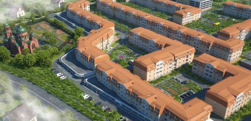 Так выглядит Жилой комплекс Валентиновка парк - #1251832426
