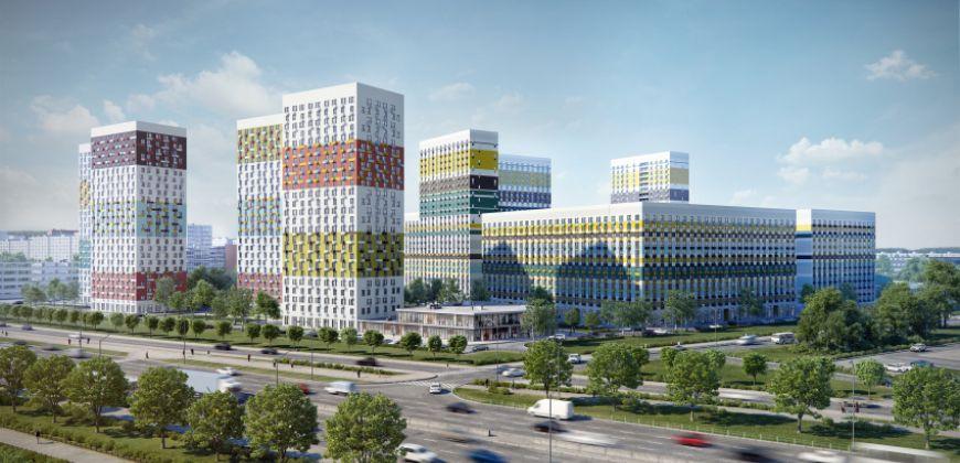Так выглядит Жилой комплекс Варшавское шоссе 141 - #952962950