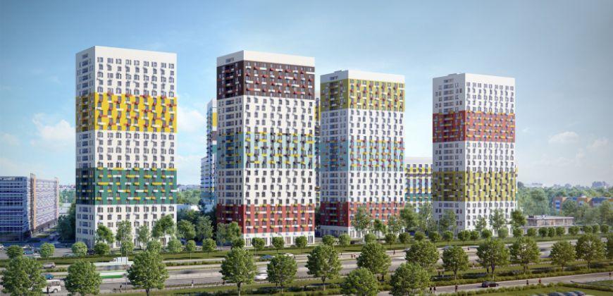 Так выглядит Жилой комплекс Варшавское шоссе 141 - #254169970