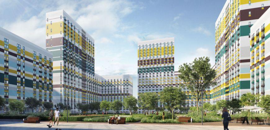 Так выглядит Жилой комплекс Варшавское шоссе 141 - #907244504