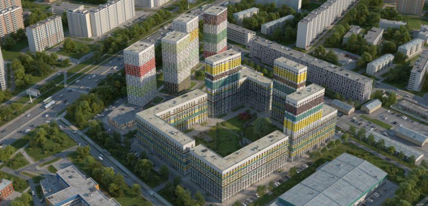 Так выглядит Жилой комплекс Варшавское шоссе 141 - #1536712898
