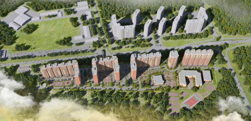 Так выглядит Жилой комплекс Весенний - #1780417224