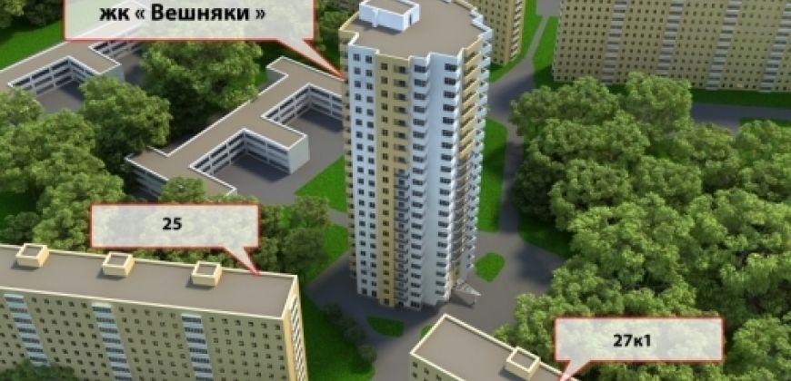Так выглядит Жилой комплекс Вешняки - #560465761
