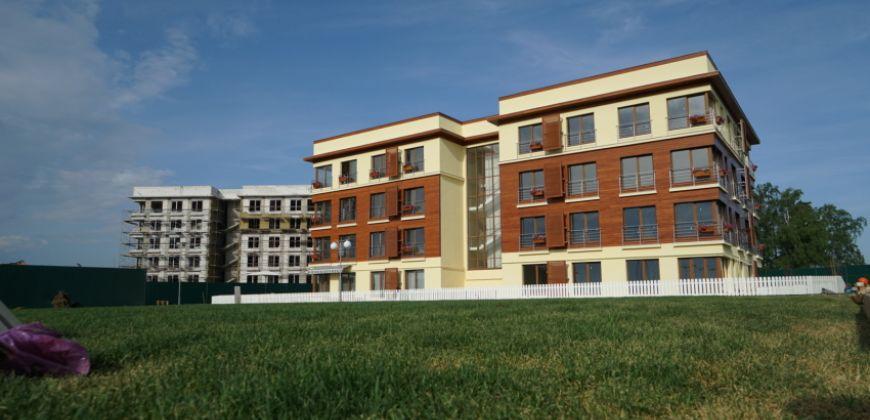 Так выглядит Жилой комплекс Vnukovo Sport Village (Внуково Спорт Вилладж) - #436574229