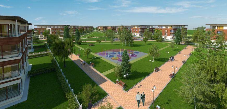 Так выглядит Жилой комплекс Vnukovo Sport Village (Внуково Спорт Вилладж) - #443991032