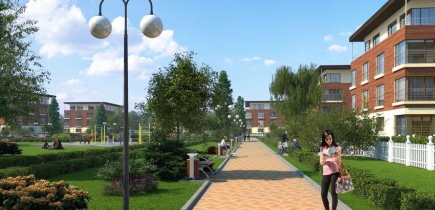 Так выглядит Жилой комплекс Vnukovo Sport Village (Внуково Спорт Вилладж) - #720483086