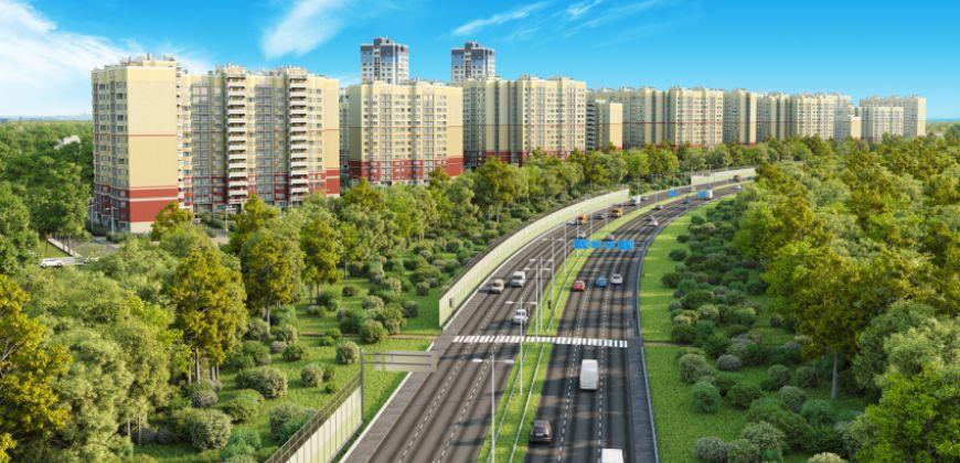 Так выглядит Жилой комплекс Восточный - #233011571