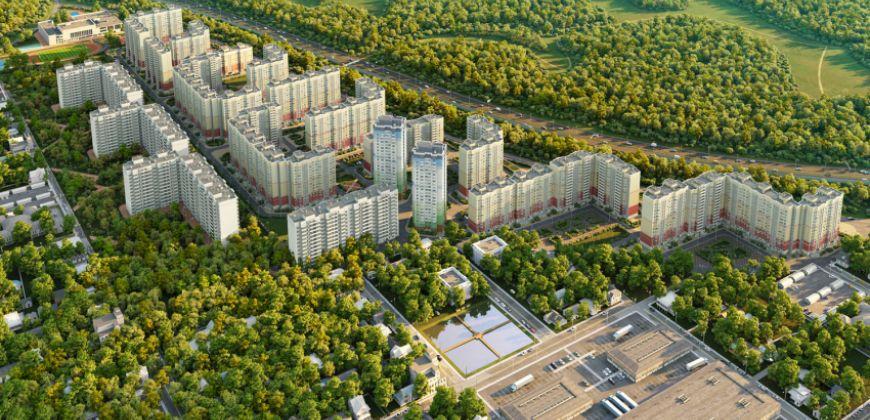 Так выглядит Жилой комплекс Восточный - #1120424507