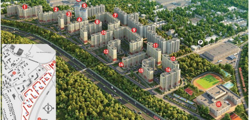 Так выглядит Жилой комплекс Восточный - #2095668787