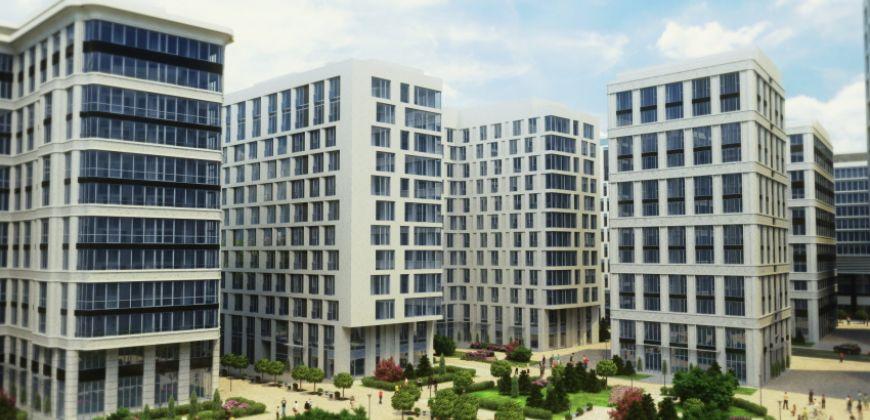 Так выглядит Жилой комплекс ВТБ Арена Парк - #2021772654