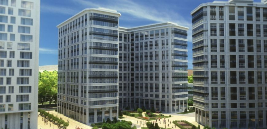 Так выглядит Жилой комплекс ВТБ Арена Парк - #1124305951