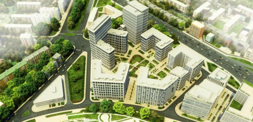 Так выглядит Жилой комплекс ВТБ Арена Парк - #1116797227