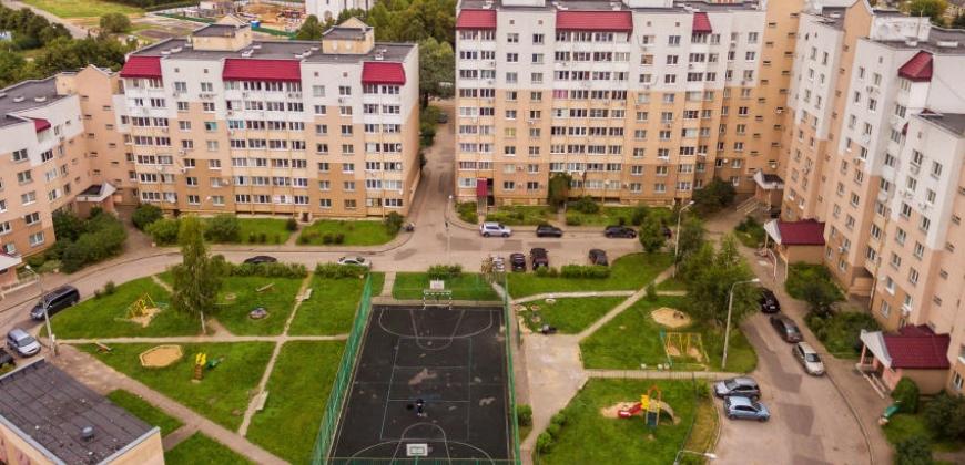 Так выглядит Жилой комплекс Вышние Горки - #1579124457