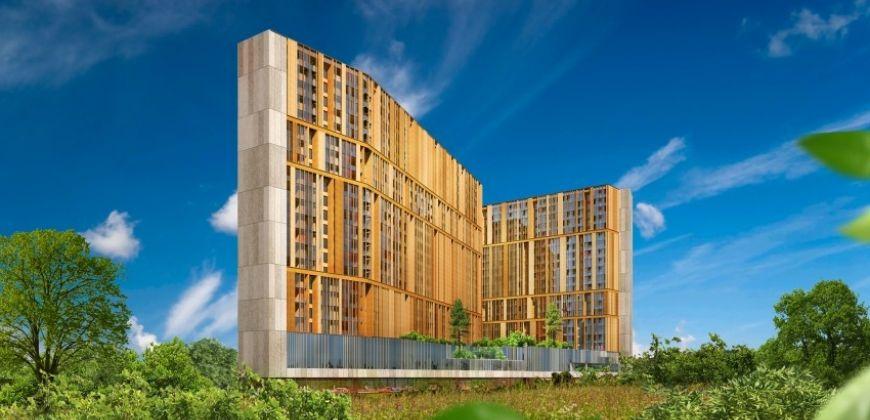 Так выглядит Жилой комплекс Wood House (Вуд Хаус) - #113707281