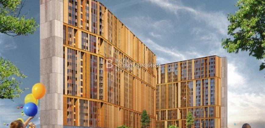 Так выглядит Жилой комплекс Wood House (Вуд Хаус) - #210780420