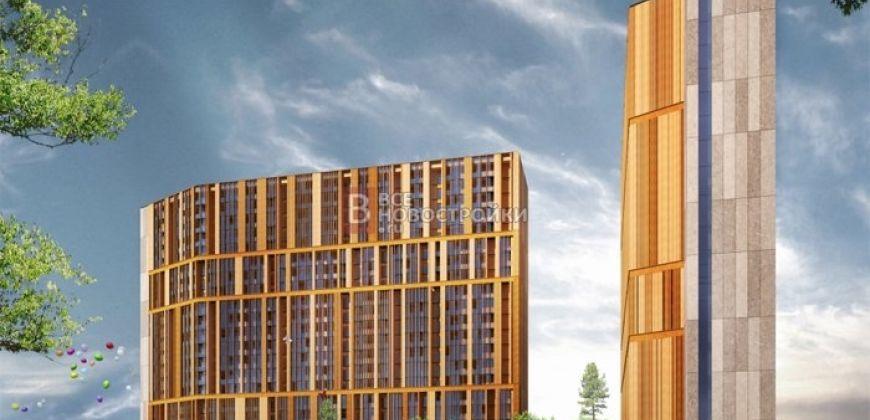 Так выглядит Жилой комплекс Wood House (Вуд Хаус) - #172702626