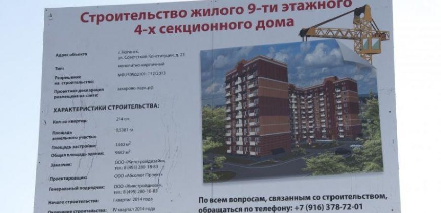 Так выглядит Жилой комплекс Захарово-парк - #1033351793