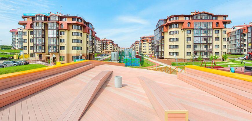 Так выглядит Жилой комплекс UP-квартал Западное Кунцево - #1253266667