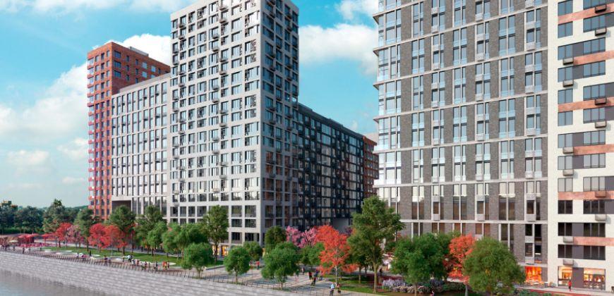 Так выглядит Жилой комплекс Западный порт. Кварталы на набережной - #635235889