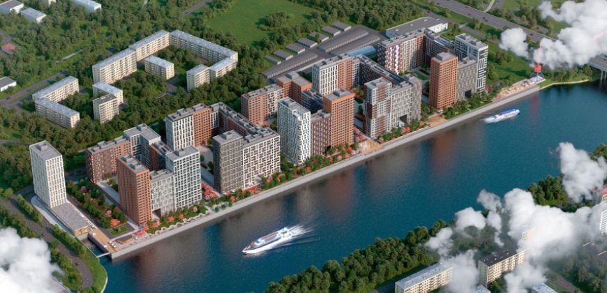 Так выглядит Жилой комплекс Западный порт. Кварталы на набережной - #777715878