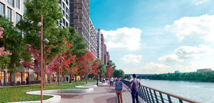 Так выглядит Жилой комплекс Западный порт. Кварталы на набережной - #1094437302
