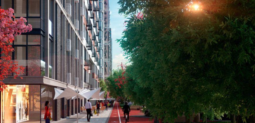 Так выглядит Жилой комплекс Западный порт. Кварталы на набережной - #1298375763