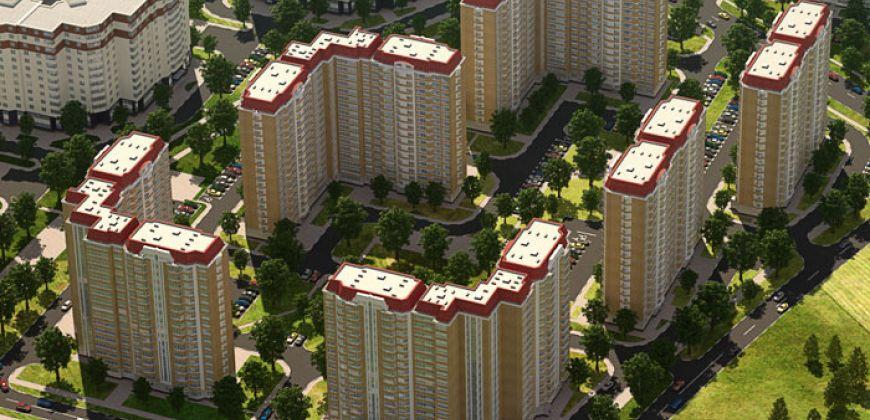 Так выглядит Жилой комплекс Завидное - #227357066