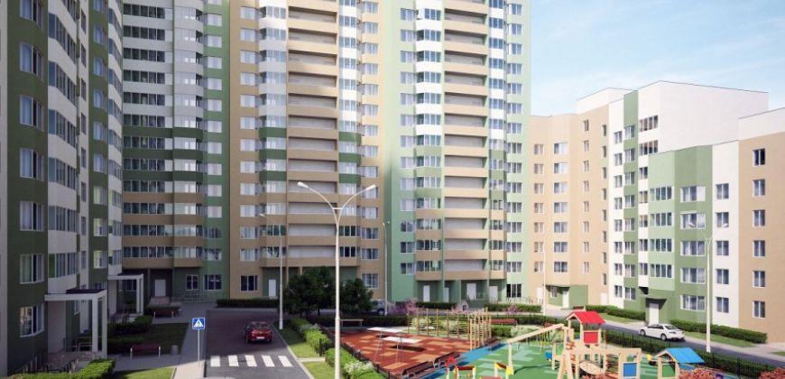 Так выглядит Жилой комплекс Зеленая Москва - #496026057