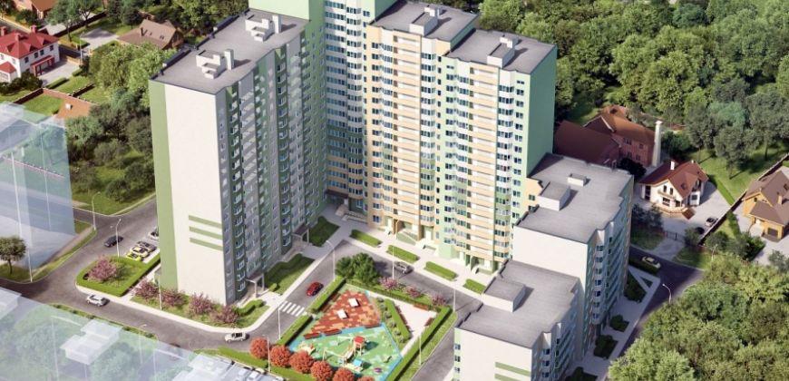 Так выглядит Жилой комплекс Зеленая Москва - #1934713680