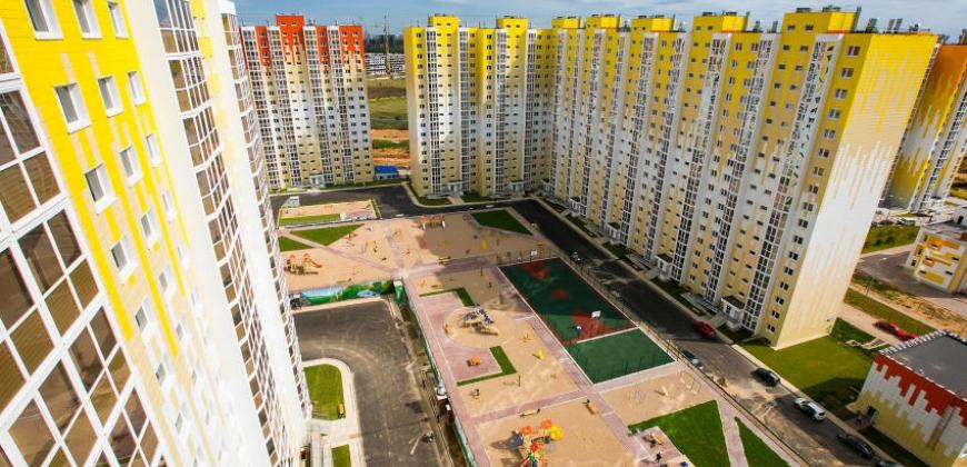 Так выглядит Жилой комплекс Жилой микрорайон Первый Зеленоградский - #460190120