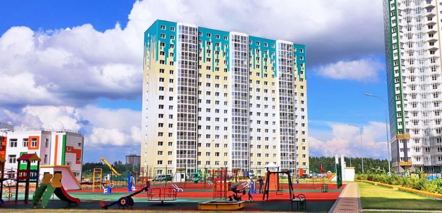 Так выглядит Жилой комплекс Жилой микрорайон Первый Зеленоградский - #998878113