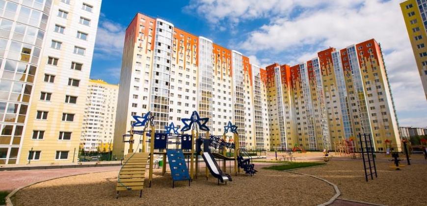 Так выглядит Жилой комплекс Жилой микрорайон Первый Зеленоградский - #350627004