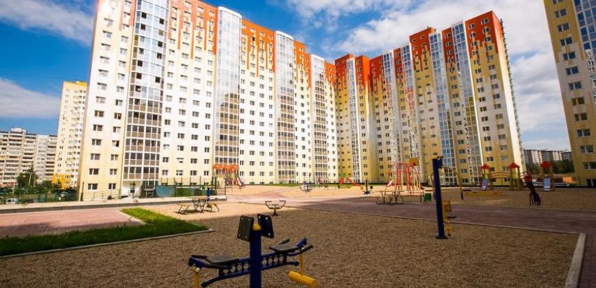 Так выглядит Жилой комплекс Жилой микрорайон Первый Зеленоградский - #13093535