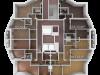 """Схема квартиры в проекте """"31 квартал""""- #437719134"""