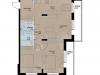 """Схема квартиры в проекте """"Аалто""""- #312305245"""