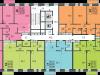 """Схема квартиры в проекте """"AFI Residence Paveletskaya""""- #966122058"""