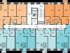 """Схема квартиры в проекте """"AFI Residence Paveletskaya""""- #827234415"""