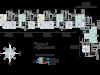 """Схема квартиры в проекте """"Алексеевская роща""""- #629599746"""