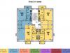 """Схема квартиры в проекте """"Анискино""""- #2131229622"""