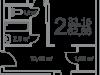 "Схема квартиры в проекте ""Ареал""- #1872561921"