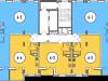 "Схема квартиры в проекте ""Архимед""- #261063159"