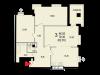 """Схема квартиры в проекте """"Аристье""""- #876639918"""
