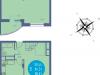 """Схема квартиры в проекте """"Авеню""""- #1545135028"""
