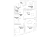 """Схема квартиры в проекте """"Barrin House (Баррин Хаус)""""- #1674406836"""