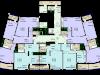 "Схема квартиры в проекте ""Белый парк-2""- #1626670340"